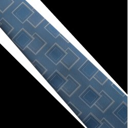 Hedvábná kravata světle modrá