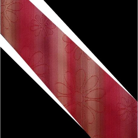 Polyesterová kravata růžová