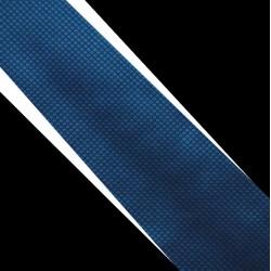 Polyesterová kravata modrá