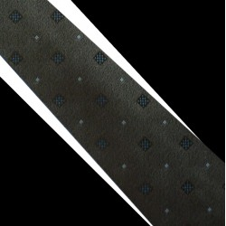 Polyesterová kravata šedá